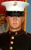 Marine Lance Cpl. Cody R. Stanley