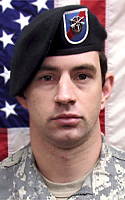 Army Staff Sgt. Stephen M. New