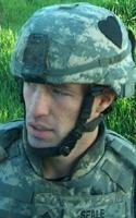 Army Staff Sgt. Stephen A. Seale