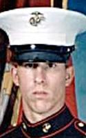 Marine Lance Cpl. Steven A. Valdez