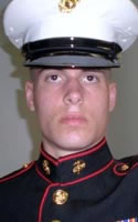 Marine Lance Cpl. Travis M. Stottlemyer