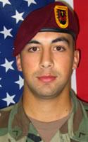 Army Spc. Joseph A. Strong