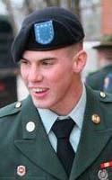Army Pfc. Brandon M. Styer