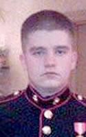 Marine Lance Cpl. Aaron M. Swanson