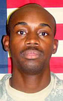 Army Spc. Shawn D. Sykes