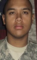 Army Spc. Brian  Tabada
