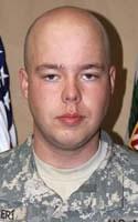 Army Spc. Christopher M. Talbert