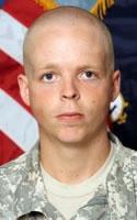 Army Staff Sgt. Matthew J. Taylor