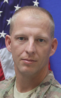 Army Spc. Terry J. Hurne