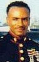 Marine Gunnery Sgt. Theodore  Clark Jr.