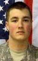 Army Spc. Blair D. Thompson