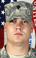 Army Cpl. Michael E. Thompson