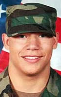 Army Staff Sgt. Richard J. Tieman