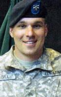 Army Staff Sgt. Timothy R. McGill