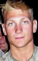 Marine Cpl. Timothy D. Roos