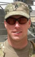 Army Sgt. Timothy D. Sayne