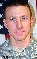 Army 1st Lt. Timothy J. Steele