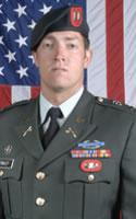 Army Capt. John  Tinsley