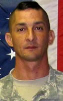 Army Sgt. 1st Class David J. Todd Jr.