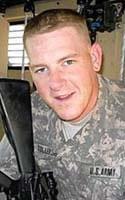 Army Pfc. Benjamin B. Tollefson