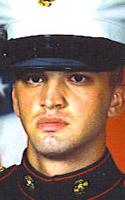 Marine Lance Cpl. Tyler R. Overstreet