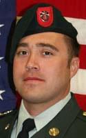 Army Sgt. 1st Class Gary J. Vasquez