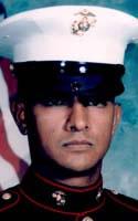 Marine Gunnery Sgt. Marcelo R. Velasco