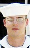 Navy Airman Apprentice Daniel R. Verbeke