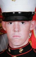 Marine Lance Cpl. Phillip D. Vinnedge