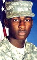 Army Sgt. Demetrius L. Void