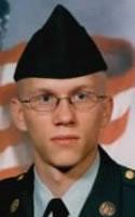 Army Sgt. Kenneth G. VonRonn
