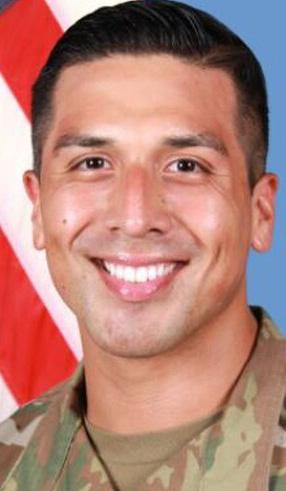Army Staff Sgt. Anthony  Bermudez