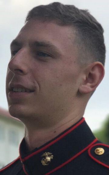 Marine Corps Sgt. Trevor  Goldyn