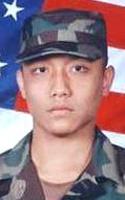 Army Spc. Wai P. Lwin