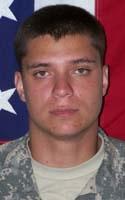 Army Spc. Tyler R. Walshe