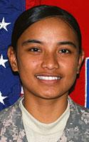 Army Spc. Cwislyn K. Walter