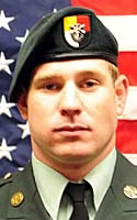 Army Staff Sgt. Kyle R. Warren