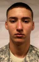 Army Pfc. Jason R. Watson