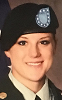 Sgt. Christina M. Schoenecker