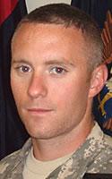 Army 1st Lt. Todd W. Weaver