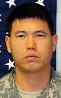 Army Staff Sgt. Dave J. Weigle