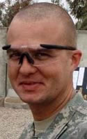 Army Sgt. 1st Class Jerald A. Whisenhunt