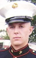 Marine Lance Cpl. Andrew F. Whitacre