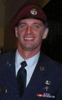 Air Force Senior Airman Benjamin D. White
