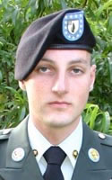 Army Sgt. Kevin W. White