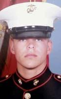 Marine Lance Cpl. Joshua R. Whittle