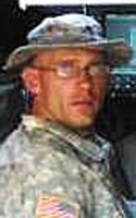 Army Sgt. Gary D. Willett