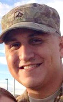 Army Spc. William J. Gilbert