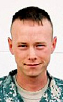 Army Pfc. William R. Newgard
