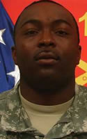 Army Staff Sgt. Briand T. Williams